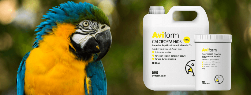 Aviform Calciform HiD3 Liquid Calcium Supplement
