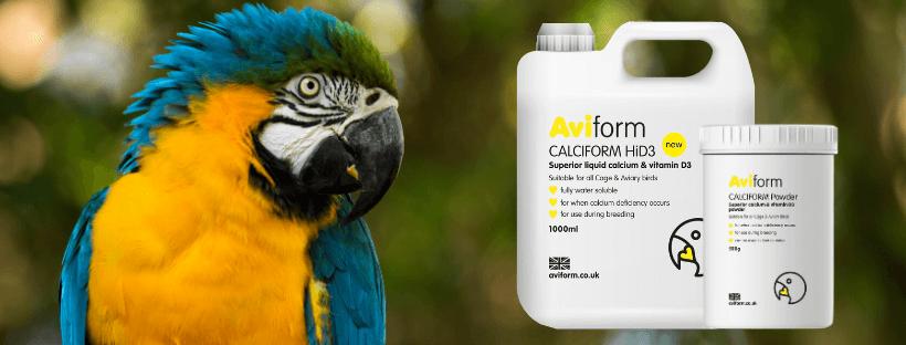 Aviform Calciform HiD3 Liquid Calcium Supplement