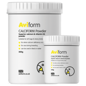 Aviform Calciform Powder Calcium Supplement