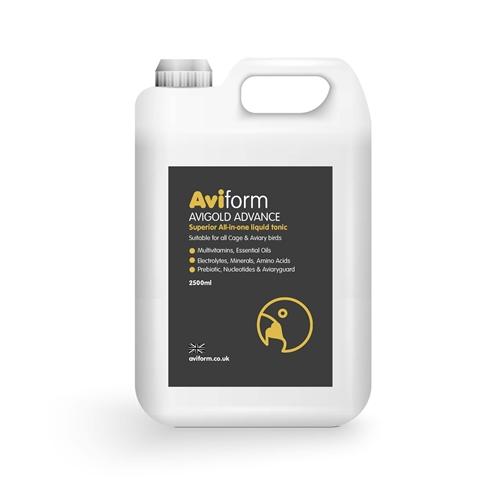 Aviform Avigold Advance Cage and aviary tonic