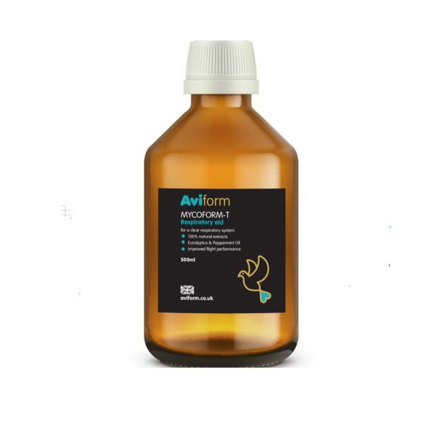 Aviform Mycoform-T Racing Pigeon Respiratory Aid Supplement