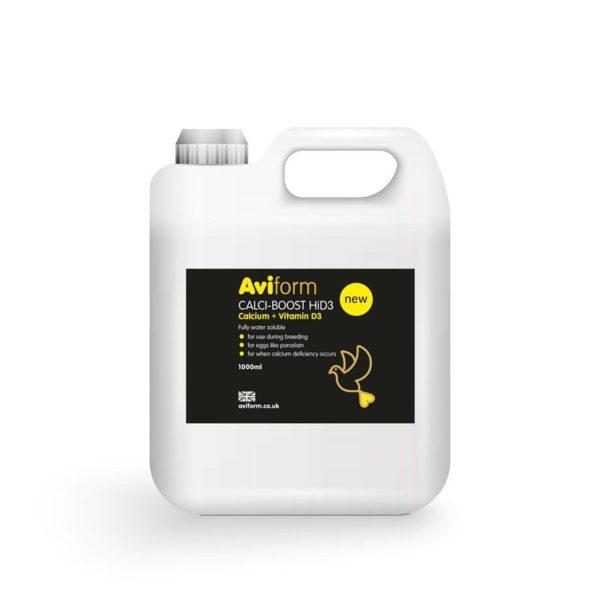 Aviform Calci-boost HiD3 Racing Pigeon Calcium Supplement