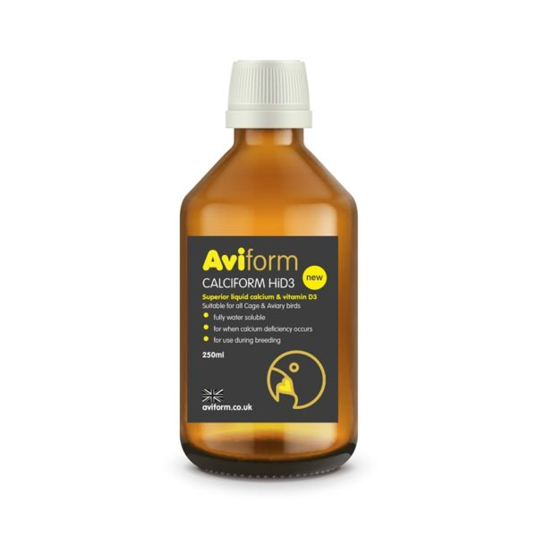 Aviform Calciform HiD3 liquid calcium