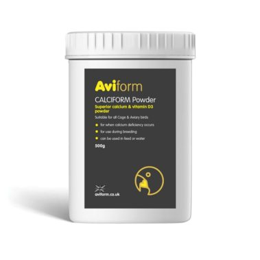 Aviform Calciform Powder Aviary Calcium Supplement