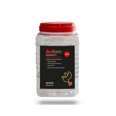 Aviform Eradi-Mite X Red Mite Control for Racing Pigeons
