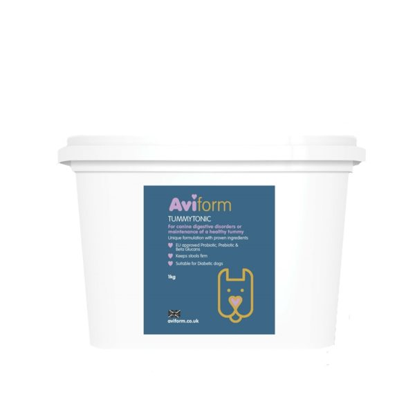 Aviform TummyTonic Dog Digestive Supplement