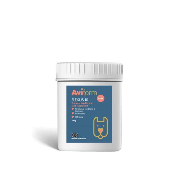 Aviform Flexus 10 Dog Joint and Hip Supplement