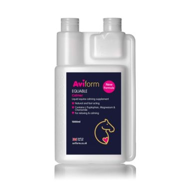 Aviform Equable Equine calming supplement