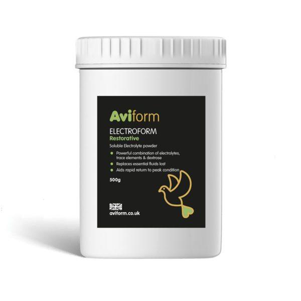 Aviform Electroform Racing Pigeon Restorative Supplement
