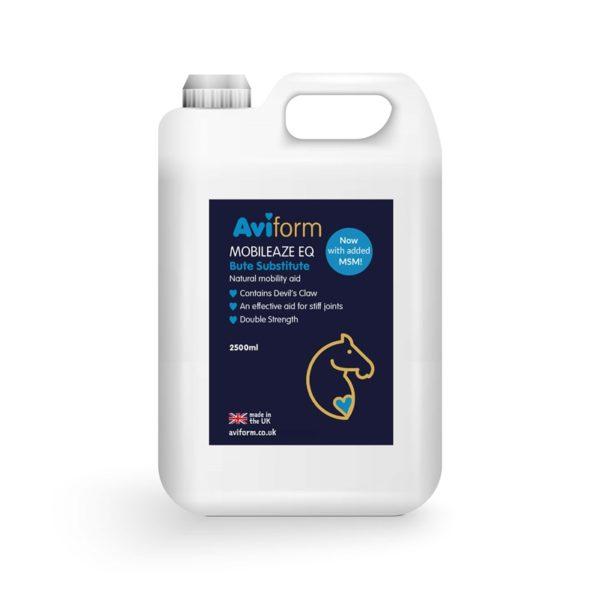 Aviform Mobileaze EQ Bute Substitute Equine Supplement