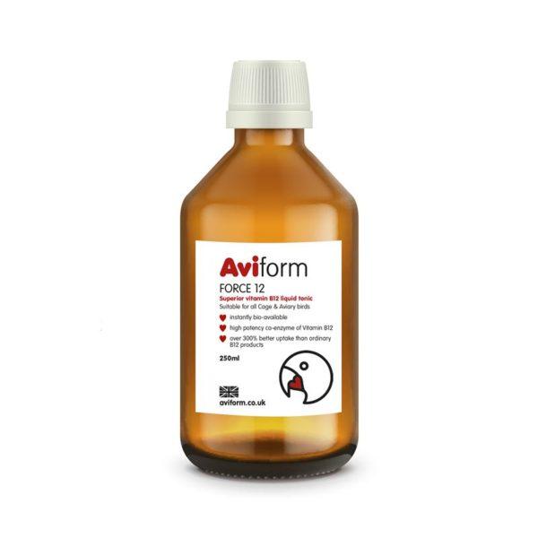 Aviform Force 12 Cage B12 supplement