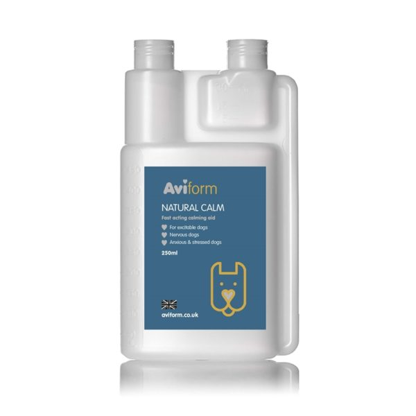Aviform Natural Calm Dog Calming Supplement