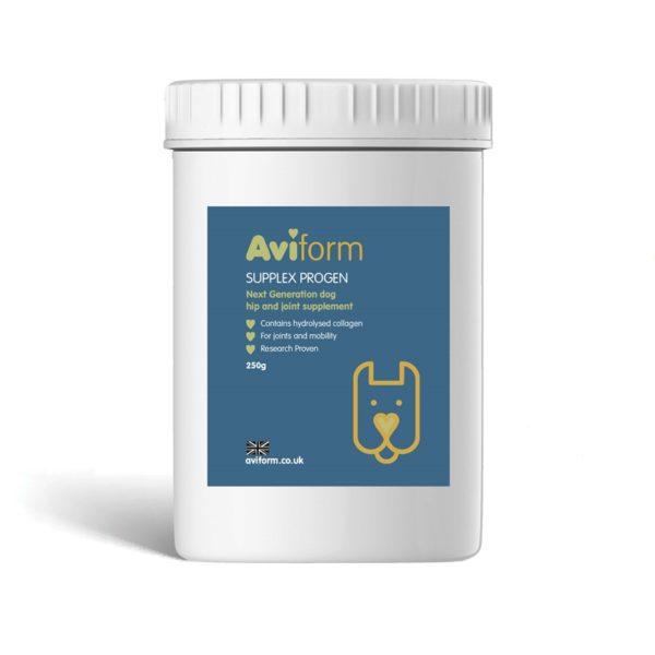 Aviform Supplex Progen Dog Hip and Joint Supplement