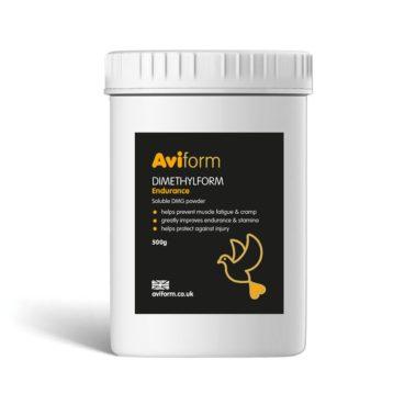 Aviform Dimethylform Racing Pigeon Endurance Supplement