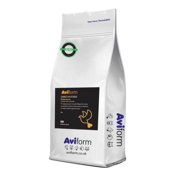 Aviform Dimethylform Racing Pigeon Endurance Supplement