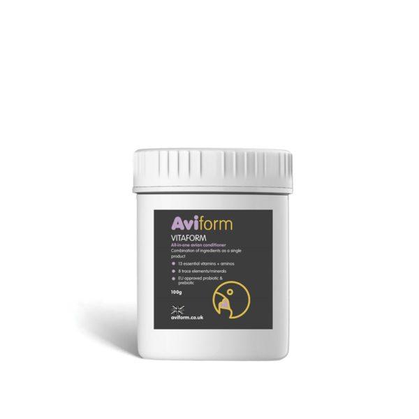 Aviform vitaform avian conditioner supplement 100g