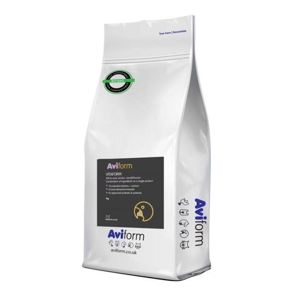 Aviform vitaform avian conditioner supplement