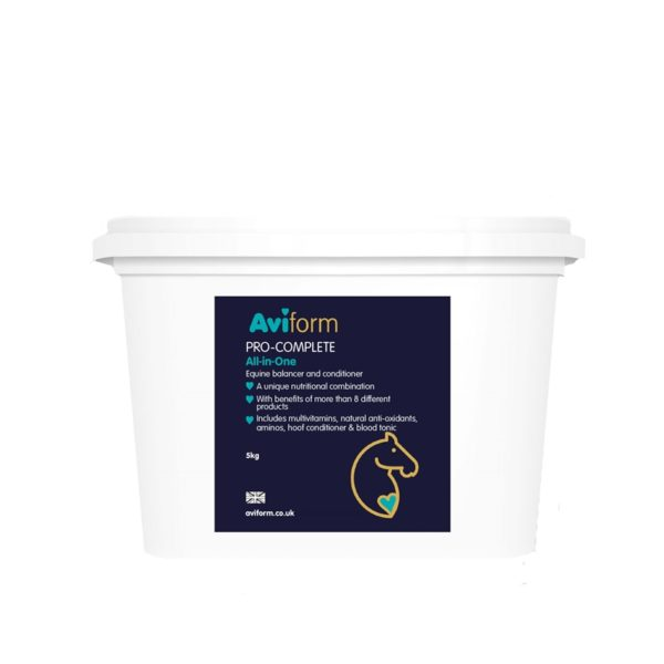 Aviform Pro-Complete Equine all-in-one supplement