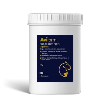 Aviform Pro-Choice Gold Equine digestive supplement