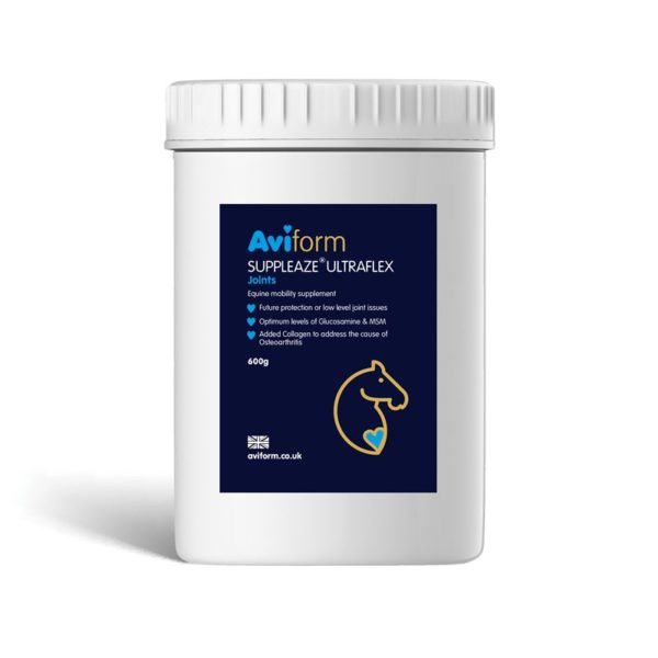 Aviform Suppleaze Ultraflex Equine Joint Care Supplement