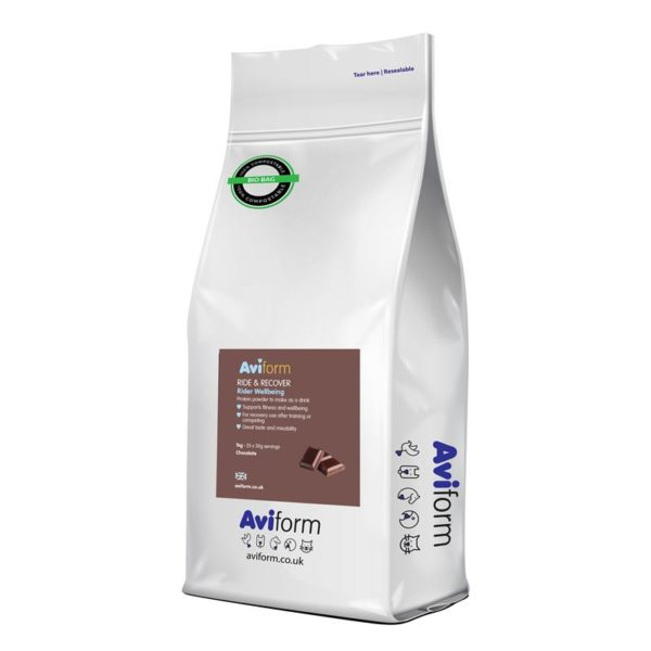 Aviform Ride and Recover Rider Wellbeing and Fitness Supplement