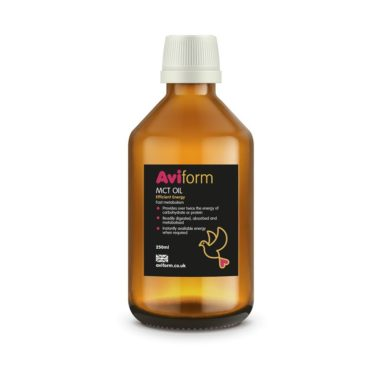 Aviform MCT Oil Racing Pigeon Supplement