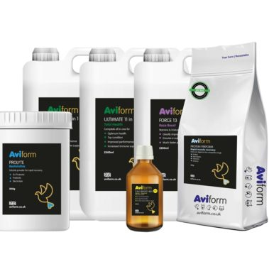 Aviform Racing Pigeon Hyper Pack Supplements